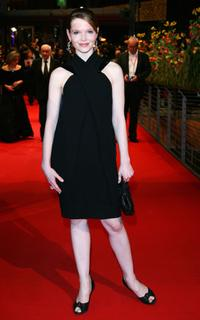Karoline Herfurth at the premiere of