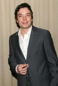 Jimmy Fallon at the dinner of