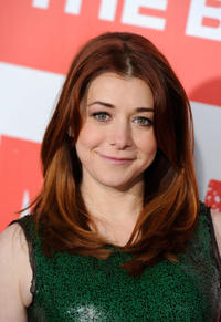 Alyson Hannigan at the California premiere of