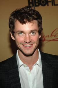 Hugh Dancy at the premiere of