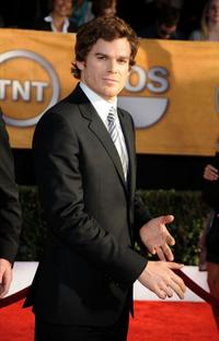 Michael C. Hall at the 15th Annual Screen Actors Guild Awards.