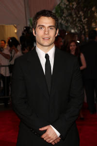 Henry Cavill at the Metropolitan Museum of Art Costume Institute Gala, Superheroes: Fashion and Fantasy