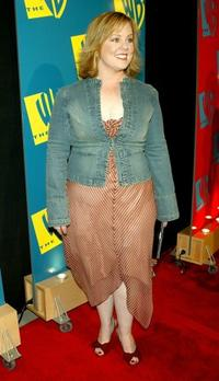 Melissa McCarthy at the WB Networks 2004 All-Star Winter Party.
