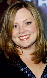 Melissa McCarthy at the WB Network's 2003 Winter Party.