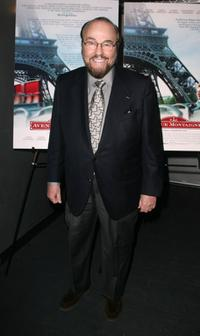 James Lipton at the special screening of