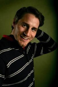 Sam Jaeger at the 2006 Sundance Film Festival.
