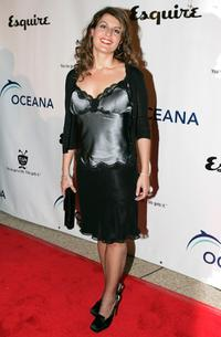 Nia Vardalos at the 2nd Annual Ocean Partners Awards Gala.