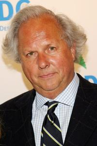Graydon Carter at the NRDC's 10th Annual