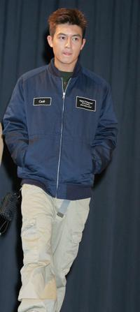 Edison Chen at the screening of