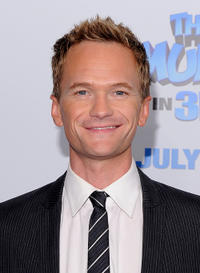 Neil Patrick Harris at the world premiere of