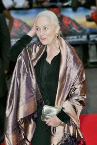 Rosemary Harris at the UK premiere of