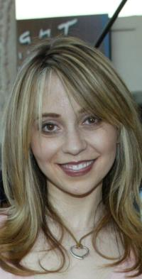 Tara Strong at the premiere of