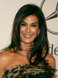 Teri Hatcher at the 17th Annual Mercedes-Benz Carousel of Hope cocktail party.