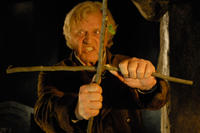 Rutger Hauer as The Vampire Hunter Van Helsing in