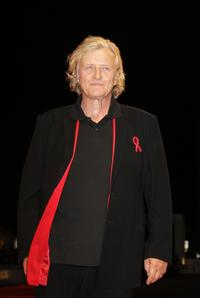 Rutger Hauer at the Blade Runner premiere in the 64th Venice Film Festival.