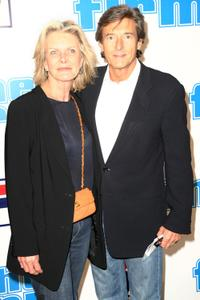 Nigel Havers and Guest at the UK premiere of