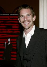 Ethan Hawke at a special performance of