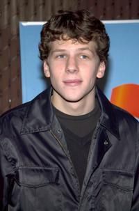 Jesse Eisenberg at the screening of