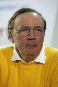 U.S. author James Patterson attends the opening of the Frankfurt bookfair on October 7, 2004 in Frankfurt, Germany. The Frankfurt Bookfair is the world's largest event of it's type.