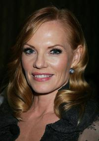 Marg Helgenberger at the Museum of Television & Radio's annual Los Angeles gala.