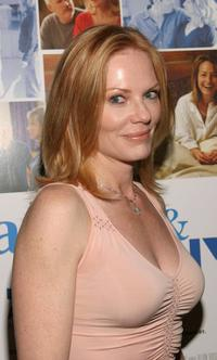 Marg Helgenberger at the Premiere of