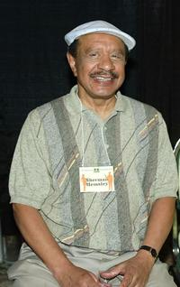 Sherman Hemsley at the First Official TV Land Convention.