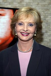Florence Henderson at the TV Land and Nick At Nite's launch of