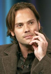Barry Watson at the ABC Winter Press Tour All Star Party.