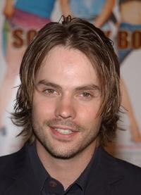 Barry Watson at the premiere of