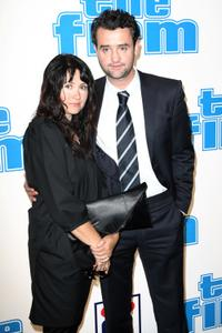 Daniel Mays and Guest at the UK premiere of