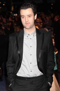 Daniel Mays at the premiere of