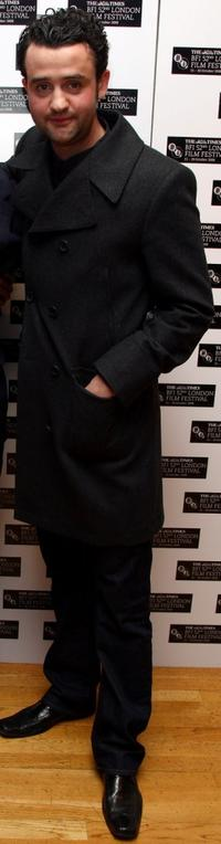 Daniel Mays at the world premiere of