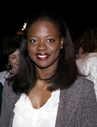 Viola Davis at the 2004 Drama League Awards luncheon and ceremony.
