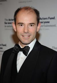 Daniel Evans at the Actors Fund 2008 Gala.