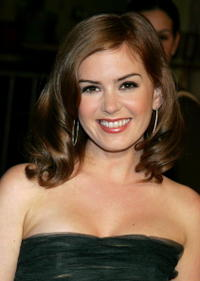 Isla Fisher at the Los Angeles premiere of