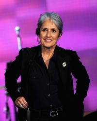 Joan Baez at the Che Tempo Che Fa Television Show.