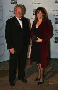 Bernard Hill at the Great Britons 2004 ceremony celebrating British achievement in 2004.