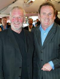 Bernard Hill and Colm Meaney at the gala screening of