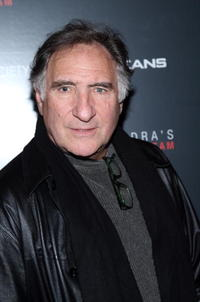 Judd Hirsch at the New York screening of