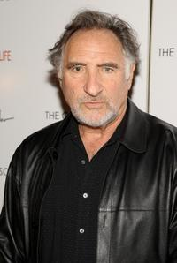 Judd Hirsch at the New York premiere of