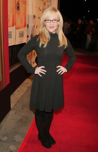 Rachael Harris at the premiere of