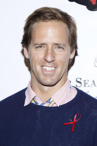 Nat Faxon at the Wrap's 3rd Annual Pre-Oscar party in California.