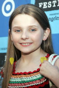 Abigail Breslin at the LAFF closing night premiere of