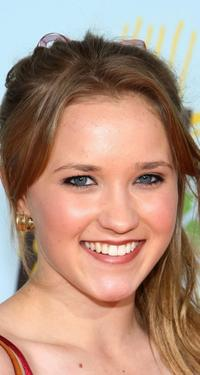 Emily Osment at the Nickelodeons 2008 Kids Choice Awards.