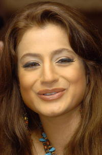 Amisha Patel at the promotion of