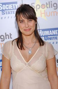 Constance Zimmer at the 2nd Annual Spotlight Humane.