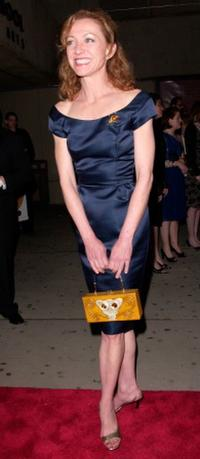 Julie White at the 53rd annual Drama Desk awards.