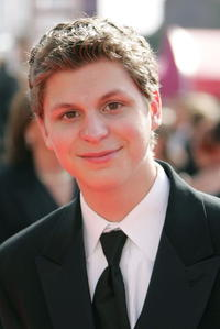 Michael Cera at the 57th Annual Emmy Awards in L.A.