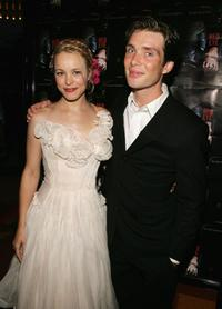 Rachel McAdams and Cillian Murphy at the premiere of