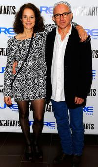 Debra Winger and Arliss Howard at the Farmhearts Celebration in New York City.
